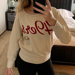 NFL Sweaters - 49ers Crewneck